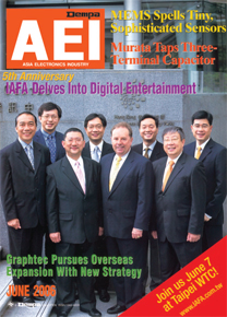 Asia Electronics Industry (June)